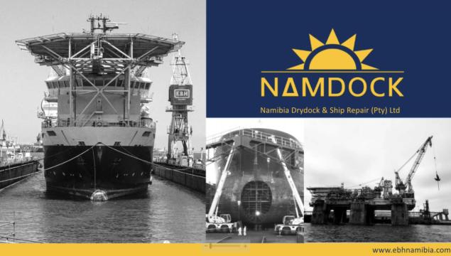 Namdock Namibia Westafrica Shipyard