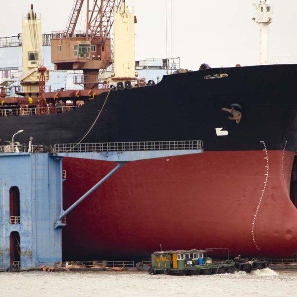 CombiTrade Shipyard Agency Drydock